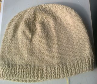 Adult Beanie Without Brim