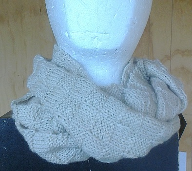 Double Cowl (Infinity Scarf