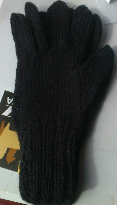 Handknitted Gloves